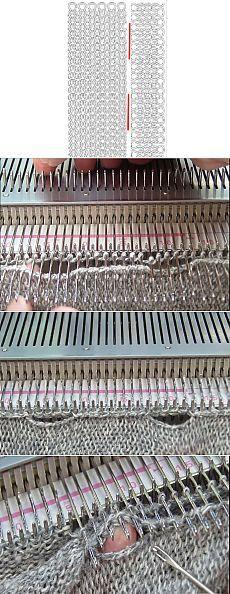 Необычный прием вывязывания петель для пуговиц. Видео-урок. В дополнение - пошаговая инструкция.