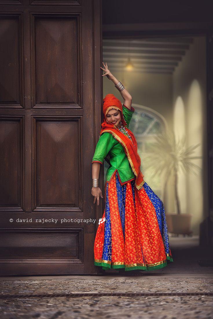 Spandan India posing