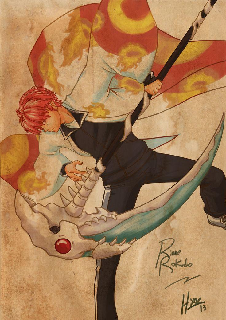 Rin-ne, I love this illustration