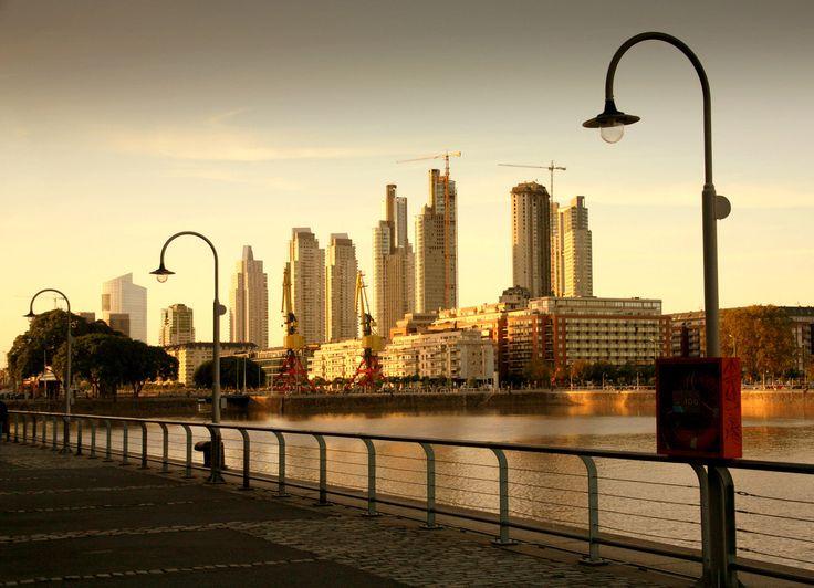 Puerto Madero  Buenos Aires, Argentina