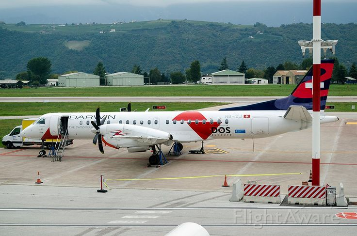 Photo of Saab 2000 (HB-IZJ) ✈ FlightAware