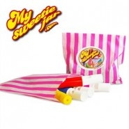 Candy Whistles Sweet Bag £0.99