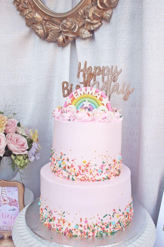 Magische Einhorn-Geburtstagsfeier – #Einhorn Birthday Party #Magic #Party   – Kochen