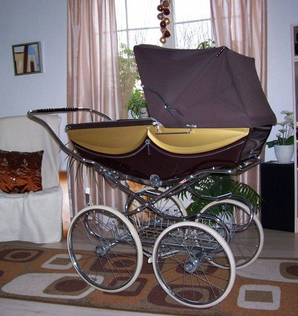 gaye vintage silver cross wilson prams pinterest. Black Bedroom Furniture Sets. Home Design Ideas