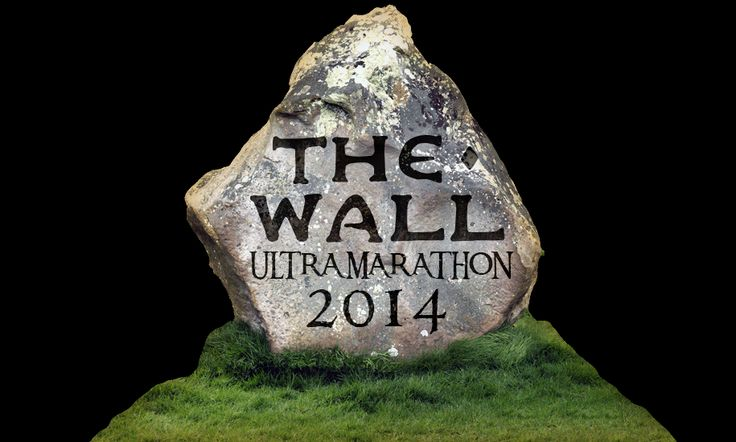 The Wall Ultramarathon - running Hadrian's Wall kinda cool :D