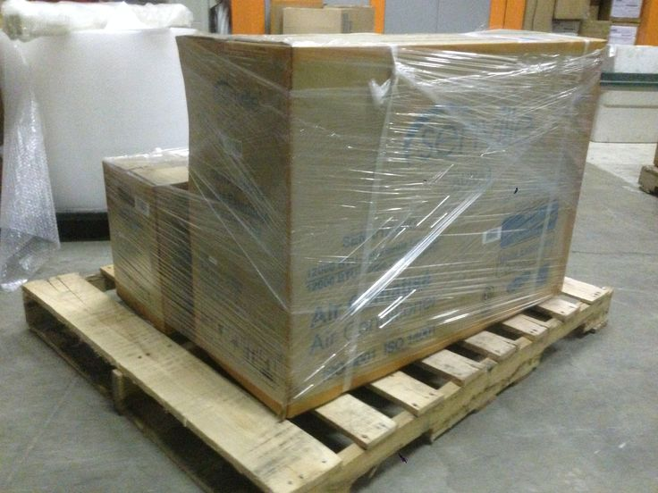 All systems shipped from SoGoodtoBuy are protected and strapped on a standard pallet to avoid any loss or damages to your boxes.