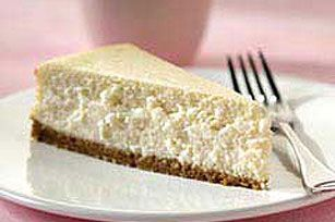 Company Cheesecake recipe from Kraft made with cottage cheese and cream cheese. Awesome, best ever recipe for cheesecake.