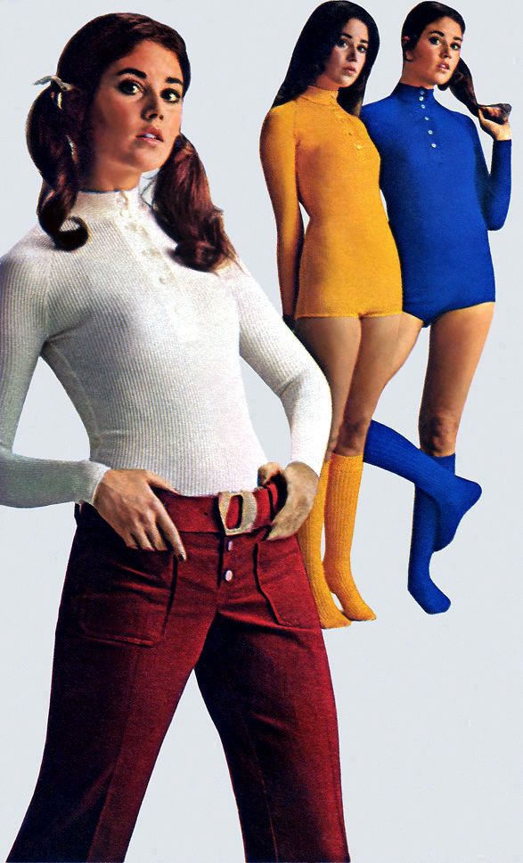 Colleen Corby (Sears Catalog - 1972)