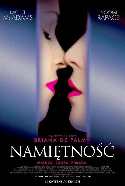 """""""Namiętność"""" - 24 kwietnia 2014, godz. 18:00, Kino Pionier 1909 Szczecin; 27 kwietnia 2014, godz. 18:30, Kino Bajka Lublin"""