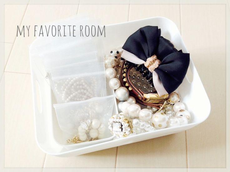 無印の引き出し収納ケースの使い道 No.3   my favorite room - 楽天ブログ