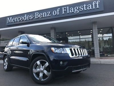 eBay: 2012 Jeep Grand Cherokee Overland 2012 Jeep Grand Cherokee Overland 4D Sport Utility 5.7L V8 Multi Displacement VV #jeep #jeeplife