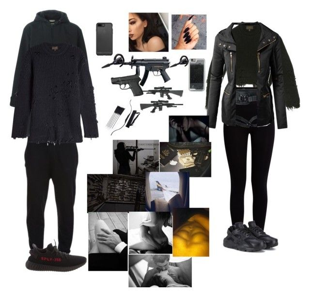 """""""🖤🤤😍Couple assassins 🤤😍🖤"""" by shawnis-myhusband on Polyvore featuring adidas Originals, McQ by Alexander McQueen, adidas, Pepper & Mayne, LMNT, NIKE, Petzl, LE3NO, Venom and Børn"""
