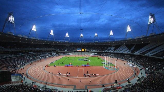 London 2012 Track