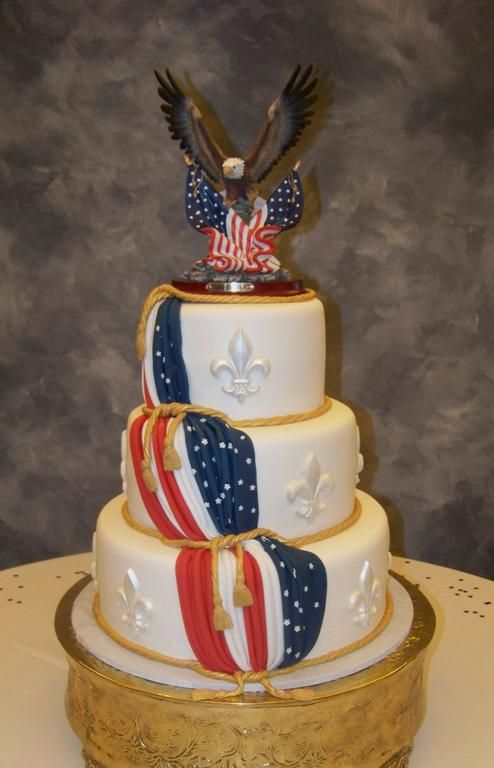 This cake is made by a lady in Union, MO.  Maybe a possibility?