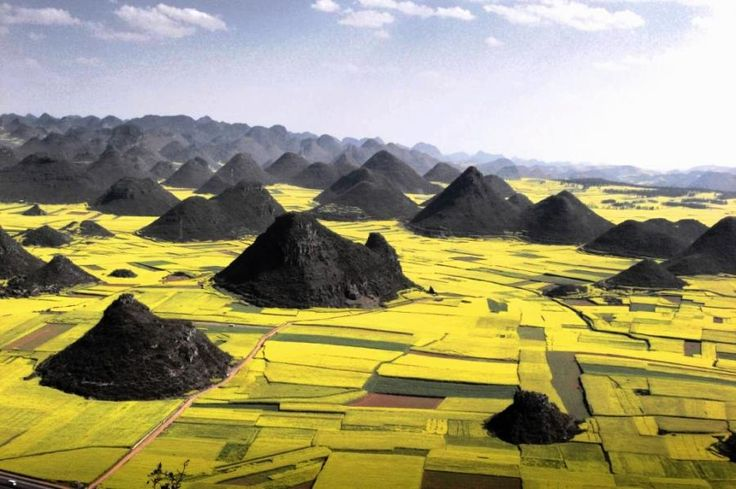 YUNNAN una de las regiones más bellas de China. Se encuentra al sudoeste del país