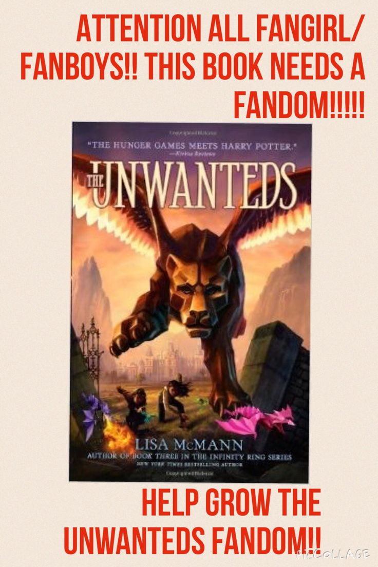 #Unwanteds !! Help grow the fandom of unwanteds! Become an unwanted today!!
