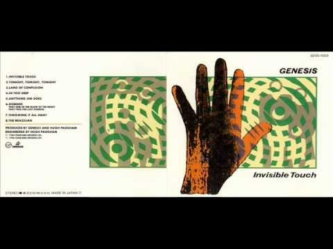 Genesis Invisible Touch Full Album Music Of My Life