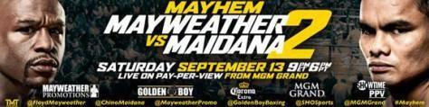 #mayhem-#boxing-#mayweather-#maidana