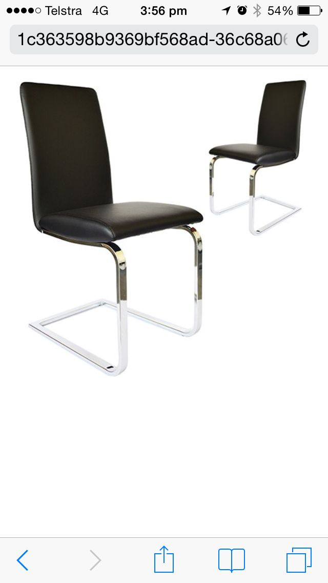 Dining chair option