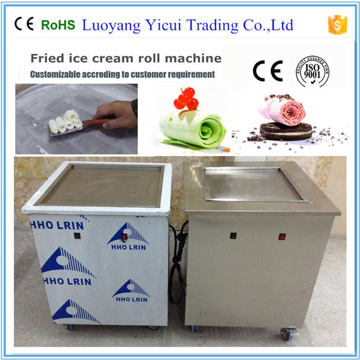Top grade thailand fry ice cream machine price