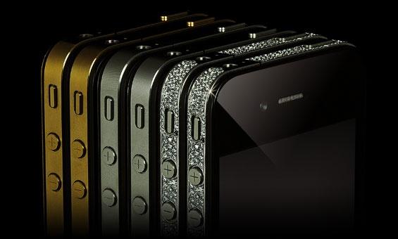 customised i-phones