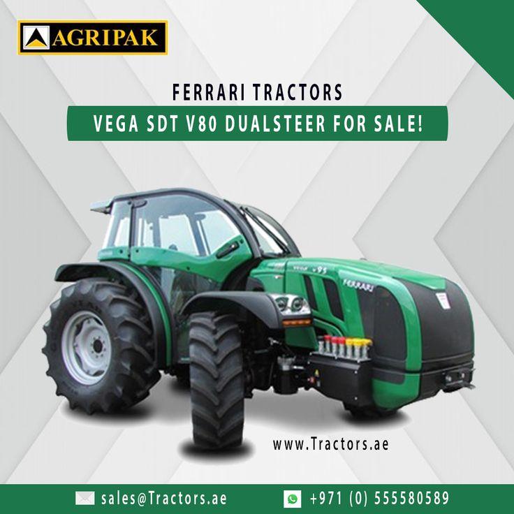 Ferrari Tractor