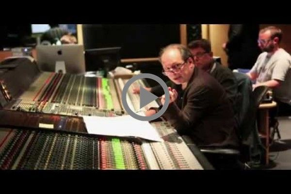"The Making Of ""Interstellar"" Soundtrack By Hans Zimmer Is Absolutely Beautiful  #hans #zimmer #making #interstellar #soundtrack"