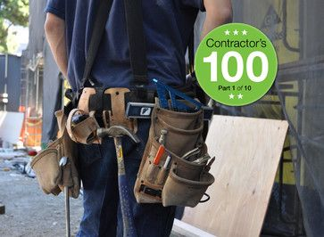 100 Contractors tips   by Janet Paik