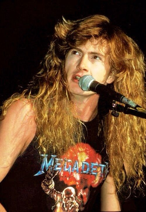 ♥ Dave Mustaine ♥