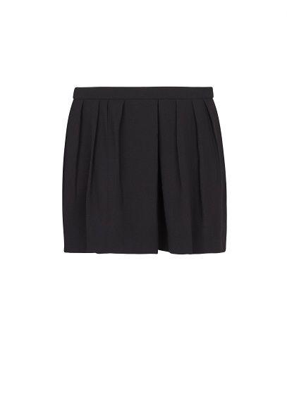 MANGO - Pleated shorts
