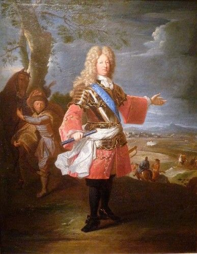 Louis de France, le Grand Dauphin(1661-1711), after Hyacinthe Rigaud