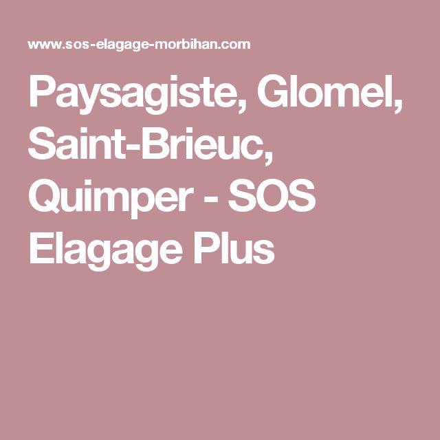Paysagiste, Glomel, Saint-Brieuc, Quimper - SOS Elagage Plus