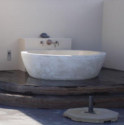 CUSTOM BATHS | StoneCast