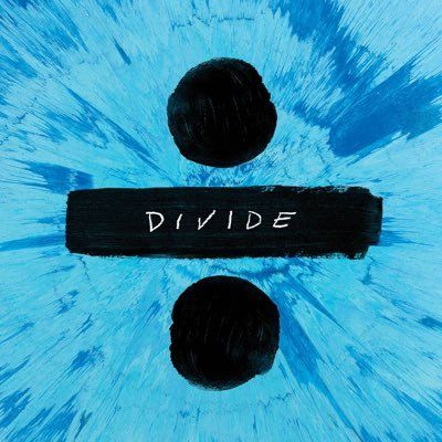 Ed Sheeran out nowww!! In love with it!!