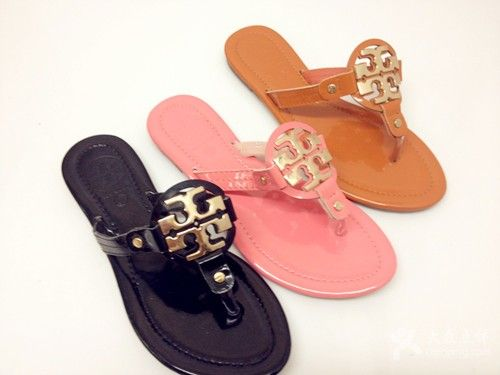 I wish I could buy every pair of Tory Burch SHOES! These are one pair
