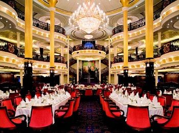 oasis of seas dining hall