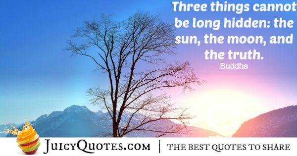 Buddha Quote - 6