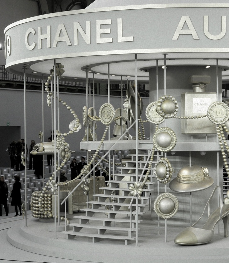 Carousel at Chanel Autumn/Winter 2008