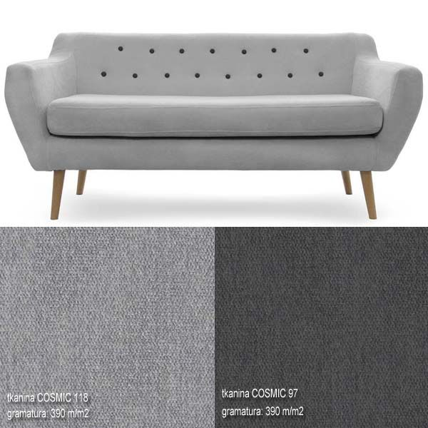 Darius sofa tkaniny