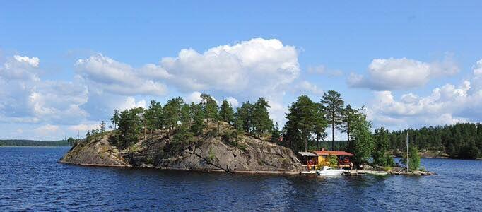 Lake Saimaa, Lappeenranta (Finland)