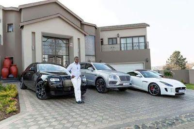Popular Zimbabwean Pastor Prophet Shepherd Bushiri Acquires New $12million Mansion(PHOTOS)