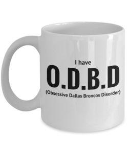 Obsessive Denver Broncos Disorder