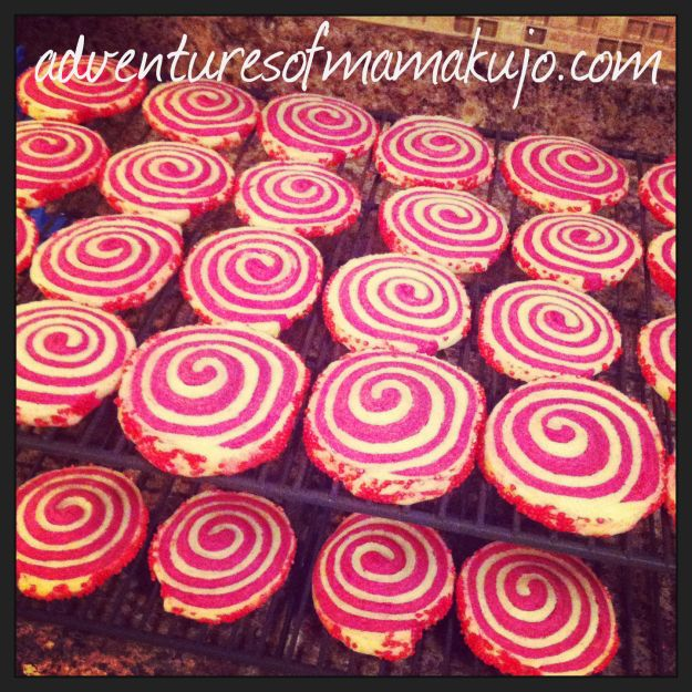 Peppermint Pinwheel Cookies | Sweet Treats | Pinterest