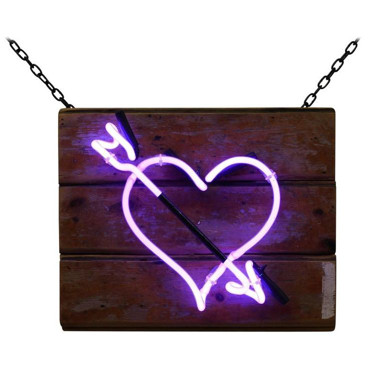 Purple Heart with Arrow on Salvaged Wood 1