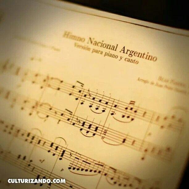En la Asamblea de 1813 se aprueba el Himno Nacional Argentino - 11/05 Día del Himno.