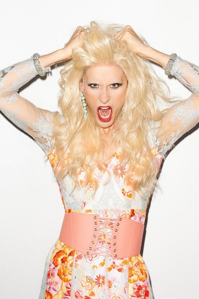 Jared Leto by Terry Richardson for Candy.