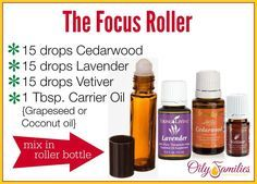 Young Living Focus on Pinterest | Yl Essential Oils, Young Living ...