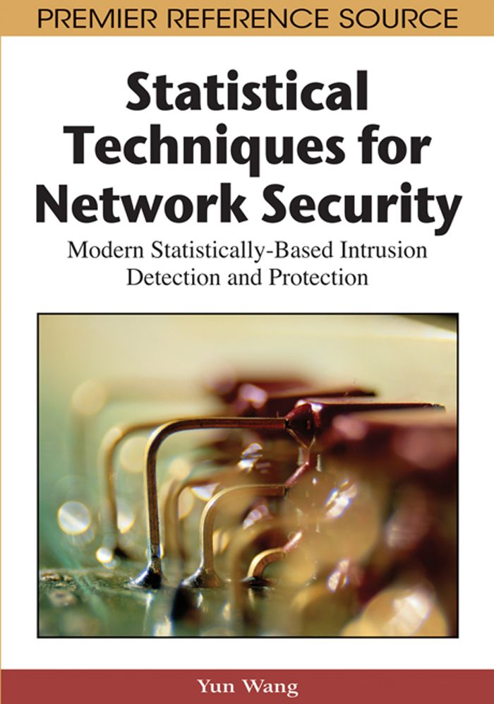 I'm selling Statistical Techniques for Network Security by Yun Wang - $50.00 #onselz