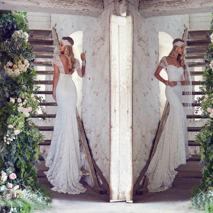 24 mejores imágenes de Vestidos de novia en Pinterest | Vestidos de ...