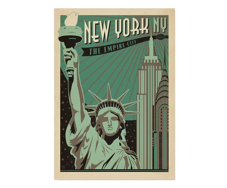 New York The Empire City
